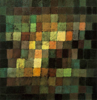 Accords Anciens (Ancient Sound) de Paul Klee (1925)